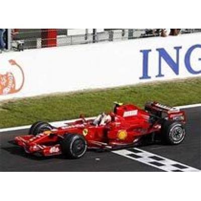 Кими Райкконен стал победителем Гран-при Венгрии