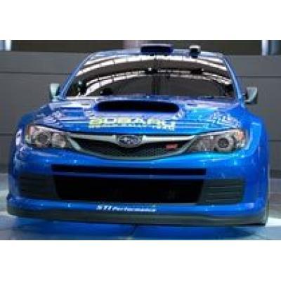 Франкфурт 2007: Subaru Impreza WRC Concept