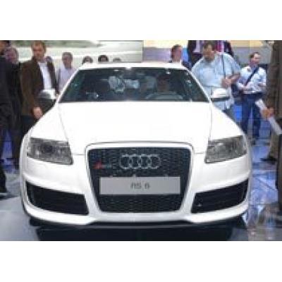 Франкфурт 2007: Audi RS6 Avant