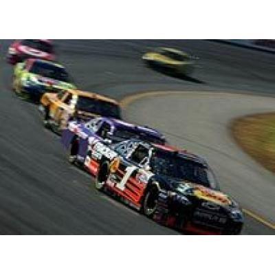 NASCAR: Первая гонка Chase, и первая неожиданность