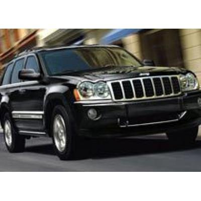 Chrysler отзывает 296500 внедорожников