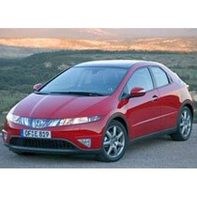 Honda опять отзывает Civic