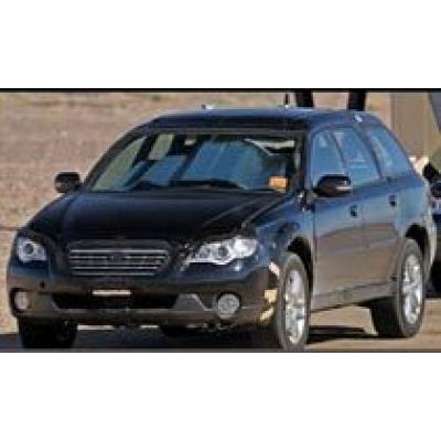 Subaru Forester 2009 подкрался незаметно