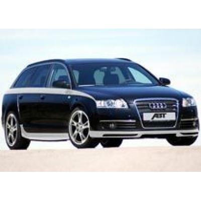 Ателье Abt доработало дизельный Audi A6