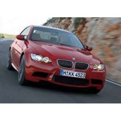 BMW представит новую КПП с двумя сцеплениями на седане M3