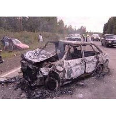 В Санкт-Петербурге более половины погибших в авариях - пешеходы