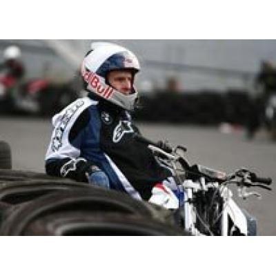 Крис Пфайфер выигрывает Чемпионат Европы по Стантрайдингу