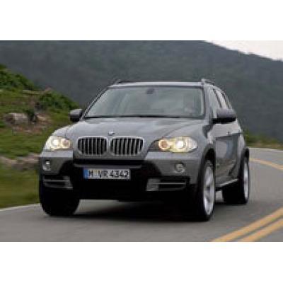 Внедорожник BMW X5 получил награду за привлекательный дизайн