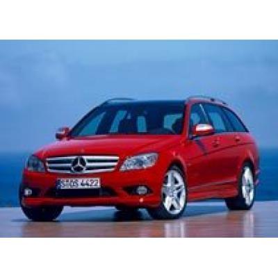 Mercedes начал производство новой модели C-Class Estate