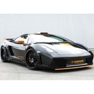 Компания Hamann выпустила доработанную версию Lamborghini Gallardo