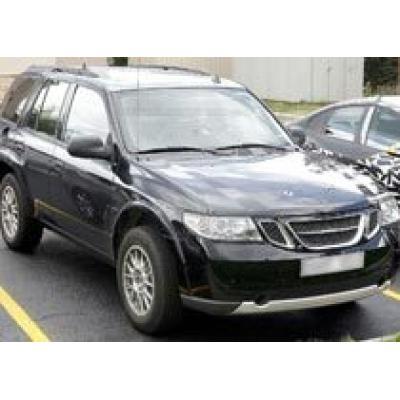 Saab тестирует прототип 9-4X