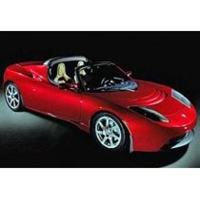 Выпуск электромобиля Tesla Roadster отложен до 2008 года