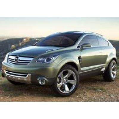 В Санкт-Петербурге началось производство внедорожника Opel Antara
