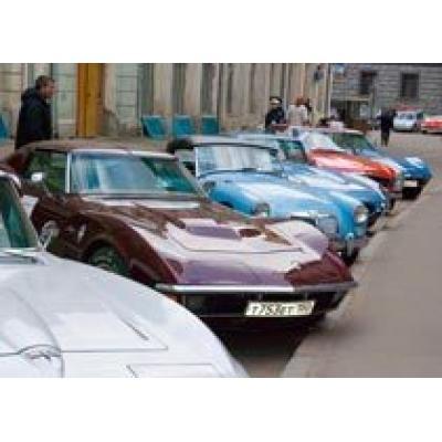 Закрытие сезона Ралли на классических автомобилях
