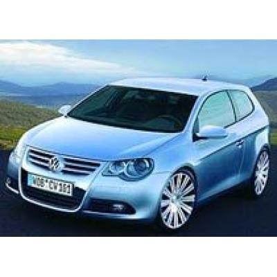 Новый VW Golf получит систему start-stop