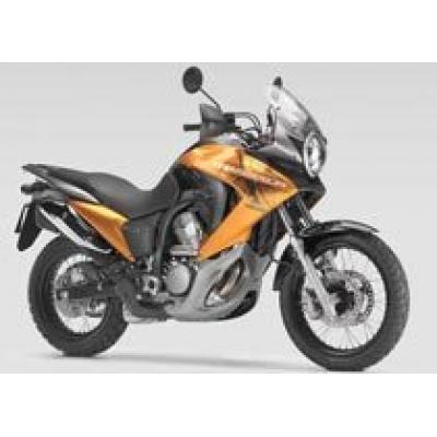 Представлены официальные фото мотоцикла Honda XL700V Transalp 2008