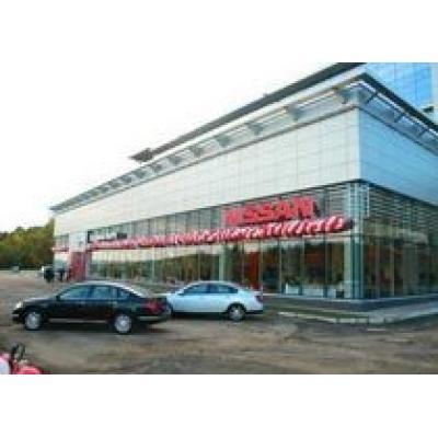 Открыт новый дилерский центр компании Nissan в Уфе