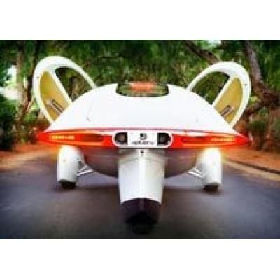 В США создали машину с расходом топлива менее литра на 100 километров пробега