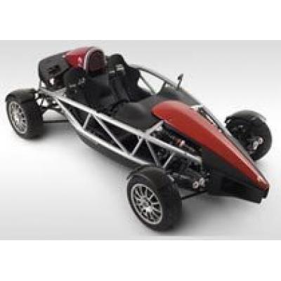 Ariel подготовил усовершенствованный спорткар Atom
