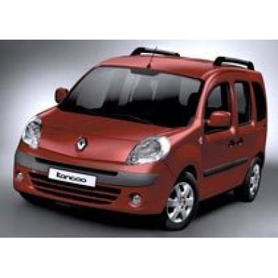 Renault Kangoo. Практичнее, еще практичнее