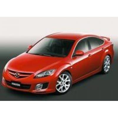 Новое поколение Mazda Atenza и ее спортивная версия готовы к премьере