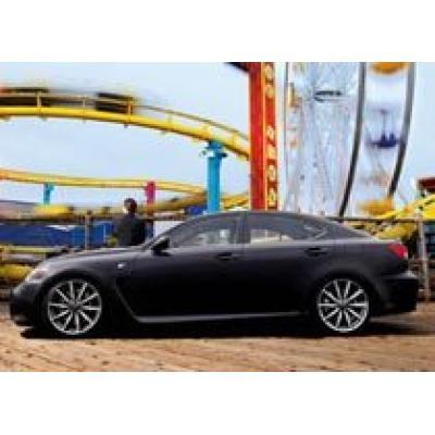 Lexus IS F от Neiman Marcus