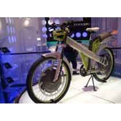 Электрический мотоцикл Matra MS1 появится на дорогах в 2008