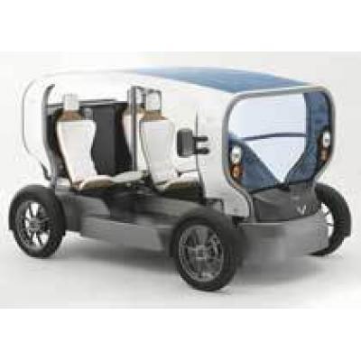 Venturi представила два автомобиля на солнечной энергии