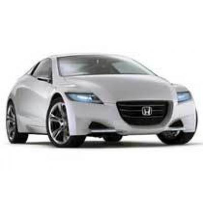 Премьера Honda CR-Z Concept состоится в Токио
