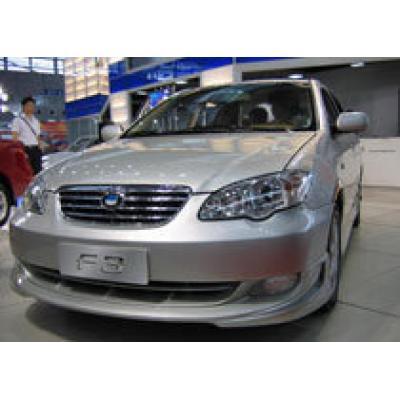BYD в 2008 году выпустит свой первый гибридный автомобиль