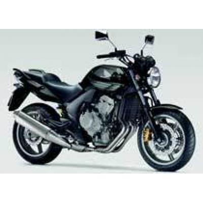 Официальные фотографии обновленного мотоцикла Honda CBF600 2008