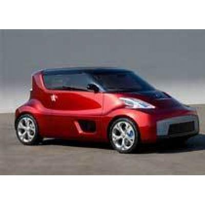 Nissan представит кабриолет Round Box
