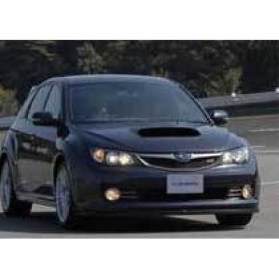 Реальные фотографии Subaru Impreza WRX STI