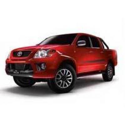 TRD Hilux компании Toyota готов выйти в продажу