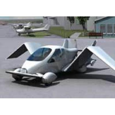 Самолёт-автомобиль уже можно заказать