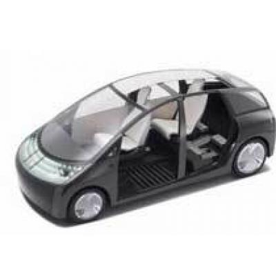 Электрическая легковушка от Toyota