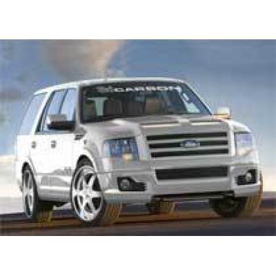 Ford выпустит ограниченную версию Ford Expedition