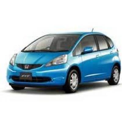 В Японии представлено новое поколение Honda Fit