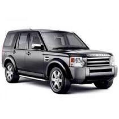 Land Rover Discovery 3 - самый практичный британский внедорожник