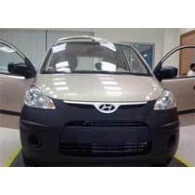 Hyundai i10 заменит модель Atos