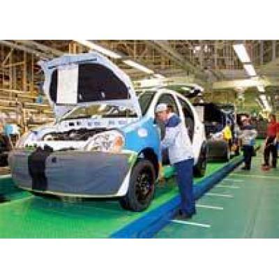 Завод Toyota под Питером начнет работать 21 декабря
