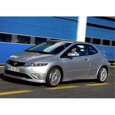 Honda Civic Type-R получит дизельный мотор