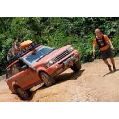 Следующее соревнование Land Rover G4 Challenge пройдет в 2008-2009 году
