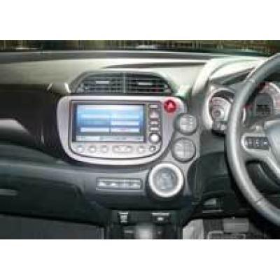 Несколько оригинальных GPS-решений в автомобилях от Honda