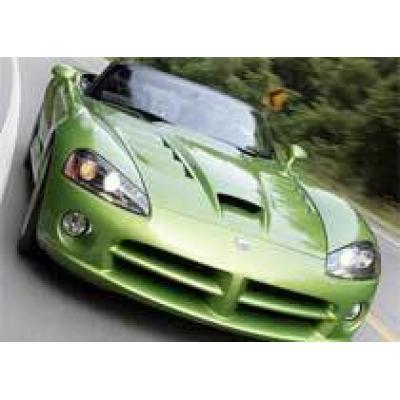 Эталонный Dodge Viper SRT10 выходит на рынок
