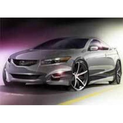 Honda представит два тюнинговых Honda Accord Coupe на автошоу в Лас-Вегасе