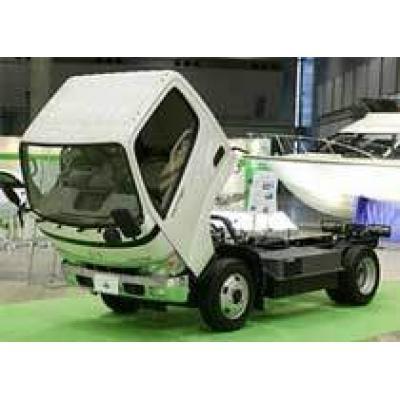 Hino на Токийском шоу грузовиков
