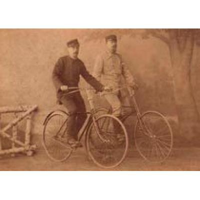 В Москве запланировано проведение выставки старинных велосипедов и мотоциклов