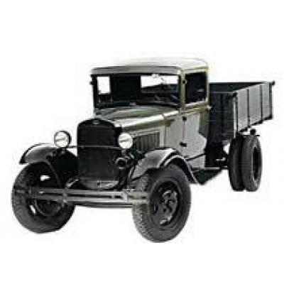 ГАЗ-АА – первый автомобиль на конвейере УАЗа