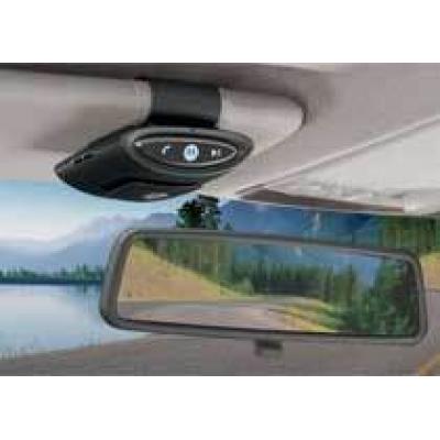 MOTOROKR T505: полностью беспроводная стерео Bluetooth автомобильная система громкой связи